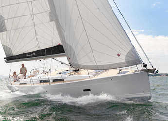 Louer voilier à Marina Mandalina - Hanse 458
