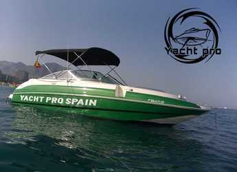 Rent a motorboat in Marbella - Sunesta 233