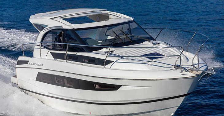 Rent a yacht in Marina Mandalina - Leader 33