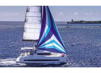 Rent a catamaran in Lefkas Nidri - Bali 4.1