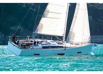 Rent a sailboat in Marmaris - Dufour 390 GL