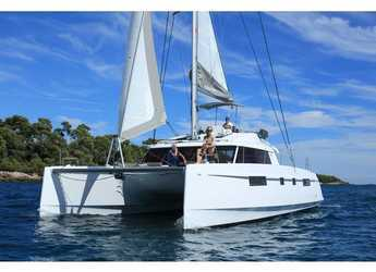 Rent a catamaran in Marina dell'Isola  - Nautitech 46 Fly