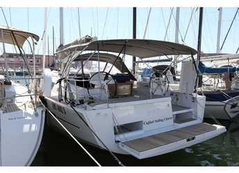 Rent a sailboat in Marina dell'Isola  - Dufour 520 GL