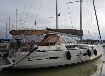 Rent a sailboat in Cagliari - Dufour 512 Grand Large *