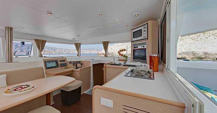 Alquilar catamarán Lagoon 400 en Baie Ste Anne, Praslin