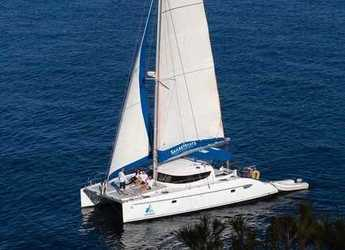 Rent a catamaran in Port d'andratx - Fontaine pajot Lavezzi 40
