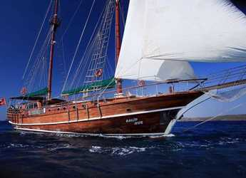 Rent a schooner in Netsel Marina - Gulet Yacht Galip Nur