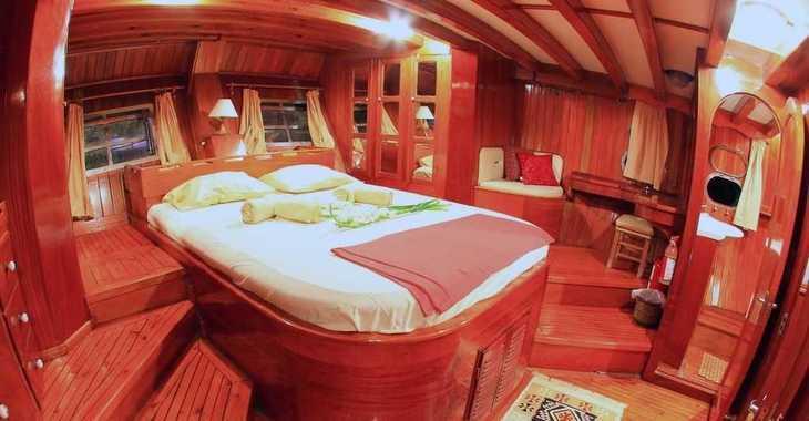 Rent a schooner in Mykonos - Gulet Kepetan-Kosmas