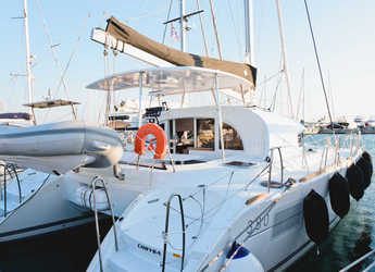 Rent a catamaran in Port of Lefkada - Lagoon 380