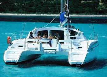 Alquilar catamarán Lavezzi 40 en Baie Ste Anne, Praslin