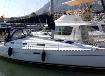 Rent a sailboat in Marina el Portet de Denia - Oceanis 31