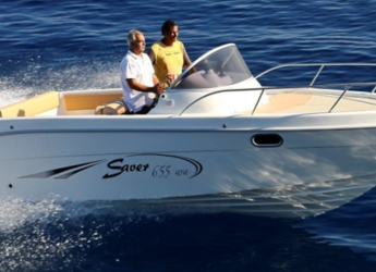 Rent a motorboat in Port d'andratx - Saver 620 WA