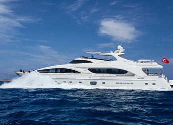 Rent a motorboat in Bodrum Marina - Merve - Custom