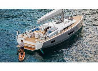 Rent a sailboat in Lefkas Nidri - Oceanis 46.1