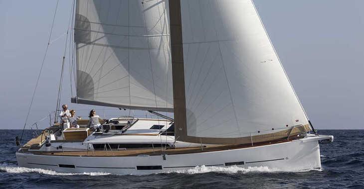 Alquilar velero en Ajaccio - Dufour 460 Grand Large