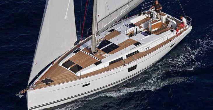 Rent a sailboat in Marina Sukosan (D-Marin Dalmacija) - Hanse 455