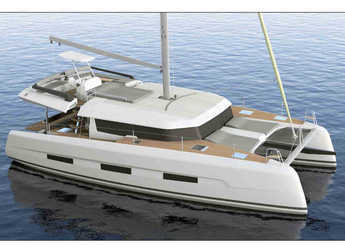 Chartern Sie katamaran in Marina Frapa - Dufour 48