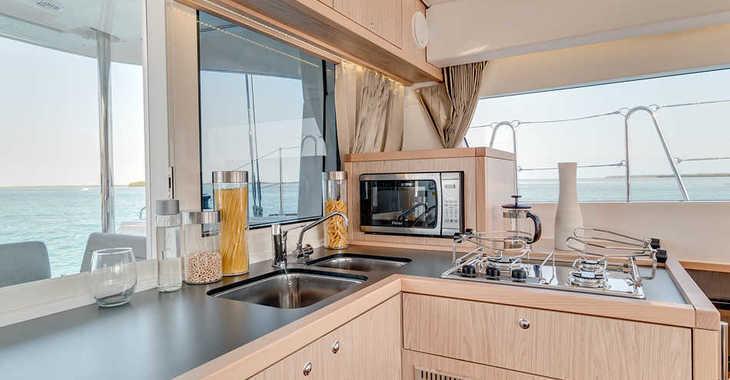 Alquilar catamarán en Ajaccio - Lagoon 39