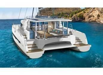 Rent a catamaran in Marina Frapa - Bali 5.4.