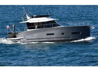 Rent a motorboat in Marina Sukosan (D-Marin Dalmacija) - Futura 40 Grand Horizon