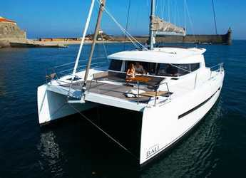Rent a catamaran in Marina Frapa - Bali 4.5