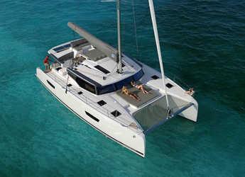 Louer catamaran à Marina Frapa - FP Saona 47
