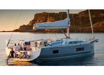Rent a sailboat in SCT Marina Trogir - Oceanis 46.1