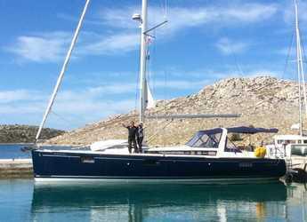 Rent a sailboat in Marina Port de Mallorca - Oceanis 48