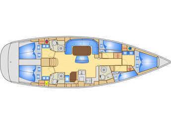 Rent a sailboat in Marina Port de Mallorca - Bavaria 50