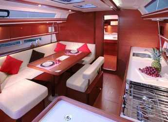 Rent a sailboat in Port Tino Rossi - Dufour 450 Grand Large