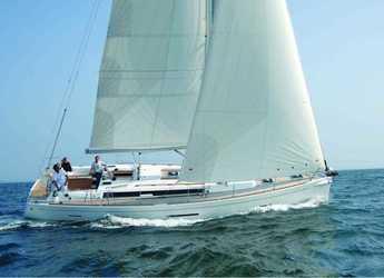 Rent a sailboat Dufour 450 Grand Large in Ajaccio, Corsica