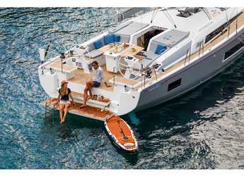 Rent a sailboat in Mykonos - Oceanis 46.1