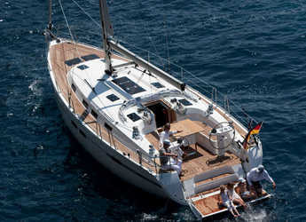 Rent a sailboat in Marina Skiathos  - Bavaria Cruiser 45