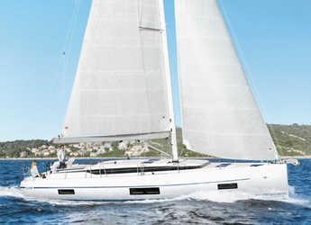 Rent a sailboat in Mykonos - Bavaria C45 (5 cbs)