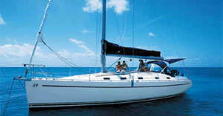 Alquilar velero Harmony 42 en Ajaccio, Corcega