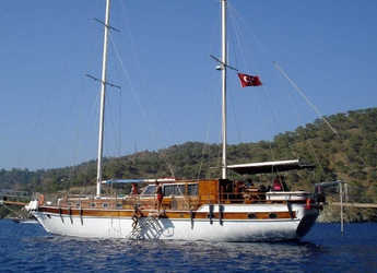 Chartern Sie schoner in Ece Marina - Gulet Aria
