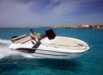 Rent a motorboat BENETEAU FLYER 6 in Marina Ibiza, Ibiza (city)