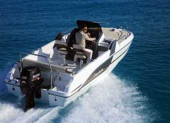 Rent a motorboat in Marina Ibiza - Beneteau flyer 6.6 sundeck
