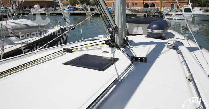 Alquilar velero Beneteau Oceanis 48 en Muelle de la lonja, Palma de mallorca