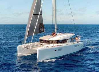 Louer catamaran à Alimos Marina Kalamaki - Lagoon 39