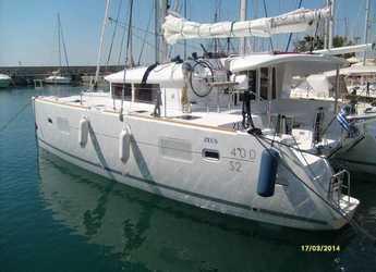 Louer catamaran à Alimos Marina Kalamaki - Lagoon 400 S2