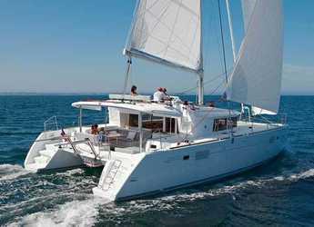 Louer catamaran à Alimos Marina Kalamaki - Lagoon 450