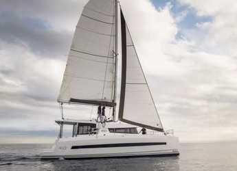 Rent a catamaran in Salerno - Bali 4.5