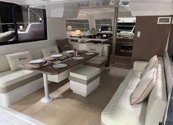 Rent a catamaran in Salerno - Bali Catspace
