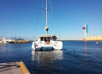 Chartern Sie katamaran in Salerno - Lagoon 40 (4Cab)