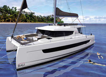 Rent a catamaran in Lefkas Nidri - Bali 4.8