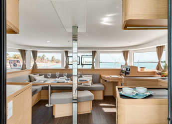 Chartern Sie katamaran in Marina di Portorosa - Lagoon 42 (4+2) cb