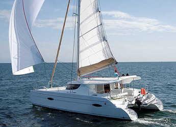 Chartern Sie katamaran in Marina di Cannigione - Lipari 41