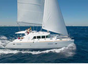Rent a catamaran in Marina d'Arechi - Lagoon 440