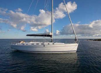 Rent a sailboat in Marina di Portorosa - Beneteau Cyclades 50.4 (4Cab)